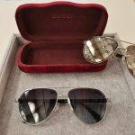Gucci Sunglasses Luxury Gucci Sport Fashion Show Sunglasses 992173 - Voguebags