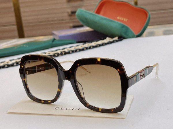 Gucci Sunglasses Luxury Gucci Sport Fashion Show Sunglasses 992195 - Voguebags