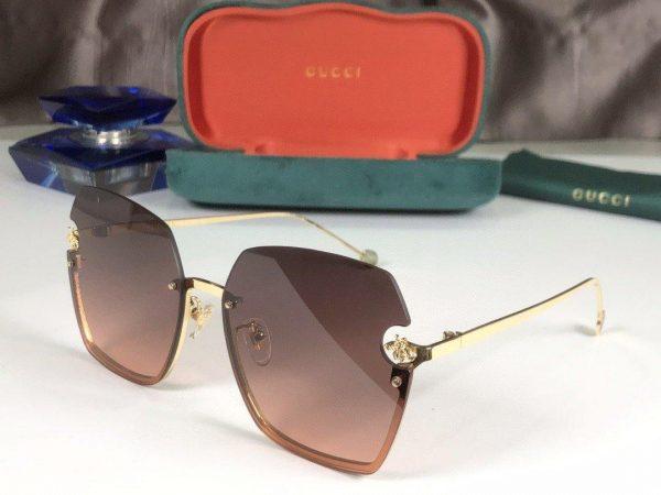 Gucci Sunglasses Luxury Gucci Sport Fashion Show Sunglasses 992146 - Voguebags