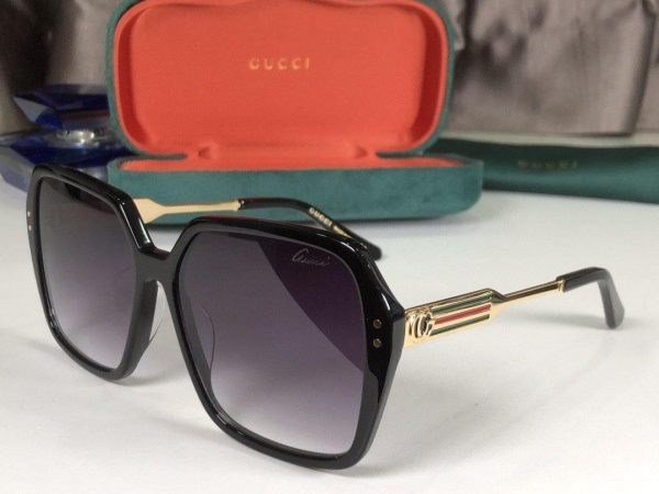 Gucci Sunglasses Luxury Gucci Sport Fashion Show Sunglasses 992174 - Voguebags