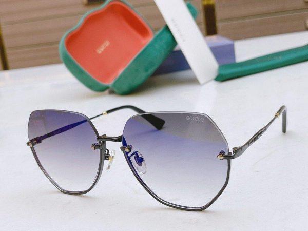 Gucci Sunglasses Luxury Gucci Sport Fashion Show Sunglasses 992175 - Voguebags
