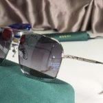 Gucci Sunglasses Luxury Gucci Sport Fashion Show Sunglasses 992176 - Voguebags