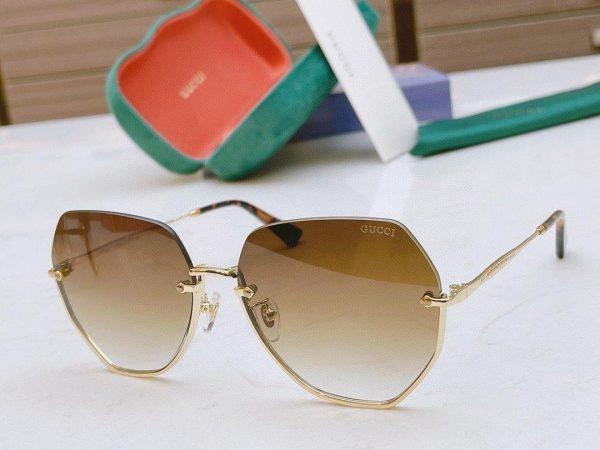 Gucci Sunglasses Luxury Gucci Sport Fashion Show Sunglasses 992178 - Voguebags
