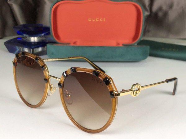 Gucci Sunglasses Luxury Gucci Sport Fashion Show Sunglasses 992181 - Voguebags