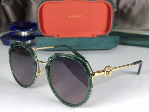 Gucci Sunglasses Luxury Gucci Sport Fashion Show Sunglasses 992185 - Voguebags