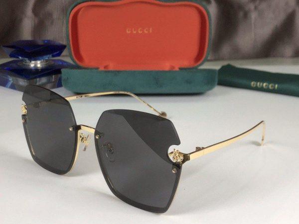 Gucci Sunglasses Luxury Gucci Sport Fashion Show Sunglasses 992186 - Voguebags