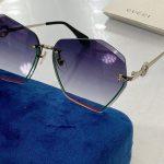 Gucci Sunglasses Luxury Gucci Sport Fashion Show Sunglasses 992188 - Voguebags