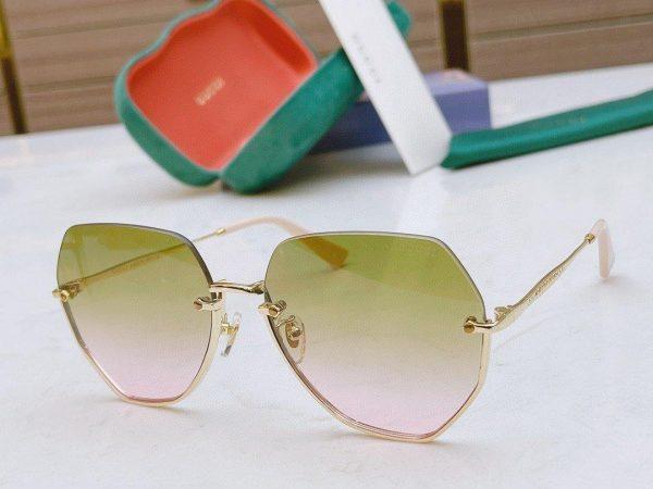 Gucci Sunglasses Luxury Gucci Sport Fashion Show Sunglasses 992189 - Voguebags