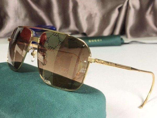 Gucci Sunglasses Luxury Gucci Sport Fashion Show Sunglasses 992145 - Voguebags