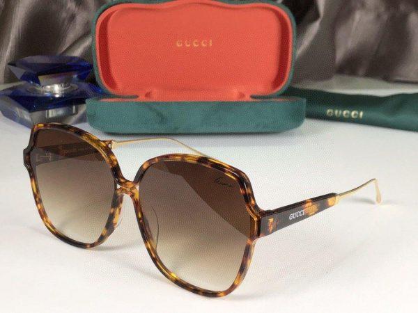 Gucci Sunglasses Luxury Gucci Sport Fashion Show Sunglasses 992148 - Voguebags