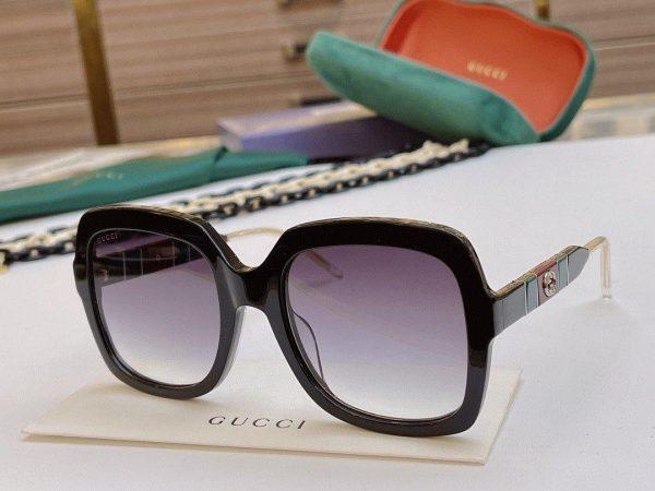 Gucci Sunglasses Luxury Gucci Sport Fashion Show Sunglasses 992198 - Voguebags