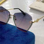 Gucci Sunglasses Luxury Gucci Sport Fashion Show Sunglasses 992149 - Voguebags