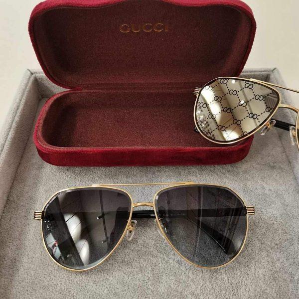 Gucci Sunglasses Luxury Gucci Sport Fashion Show Sunglasses 992151 - Voguebags
