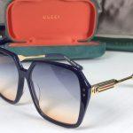 Gucci Sunglasses Luxury Gucci Sport Fashion Show Sunglasses 992152 - Voguebags