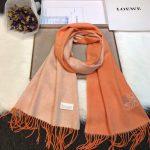 loewe scarves designer loewe shawl scarf 5