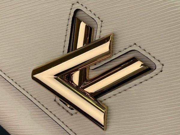 Louis Vuitton M56779 LV Crafty Twist MM Bag M56780 Epi Cream - luxibagsmall