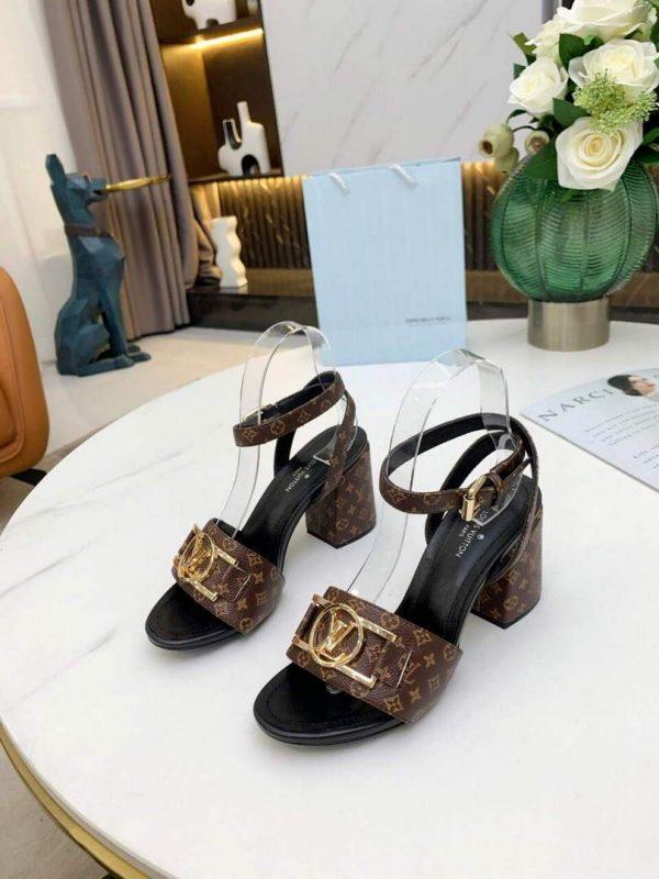 Louis Vuitton Pumps Designer LV High Heels Women 81133 - luxibagsmall