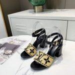 Louis Vuitton Pumps Designer LV High Heels Women 81123 - luxibagsmall