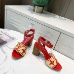 Louis Vuitton Pumps Designer LV High Heels Women 81124 - luxibagsmall