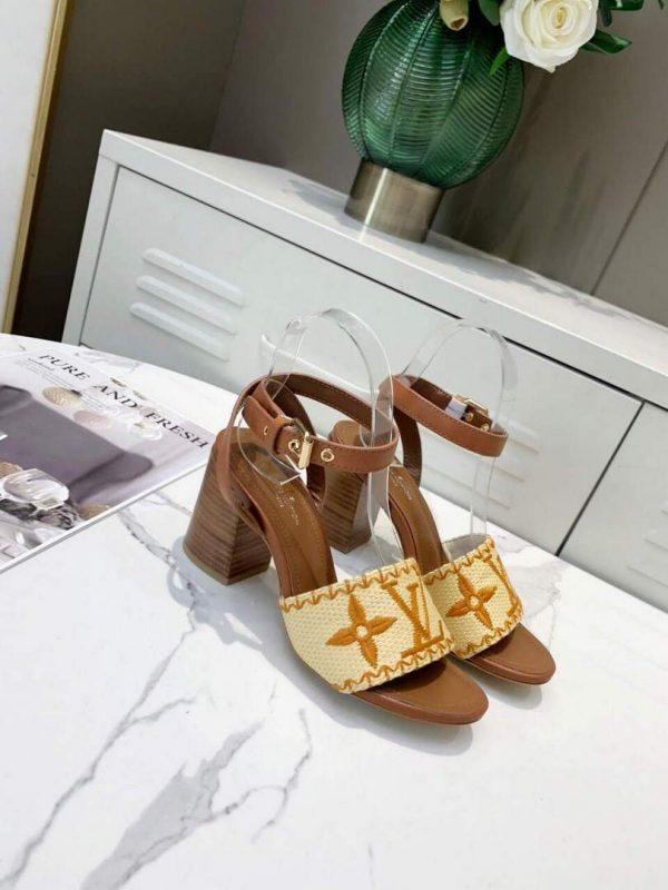 Louis Vuitton Pumps Designer LV High Heels Women 81122 - luxibagsmall