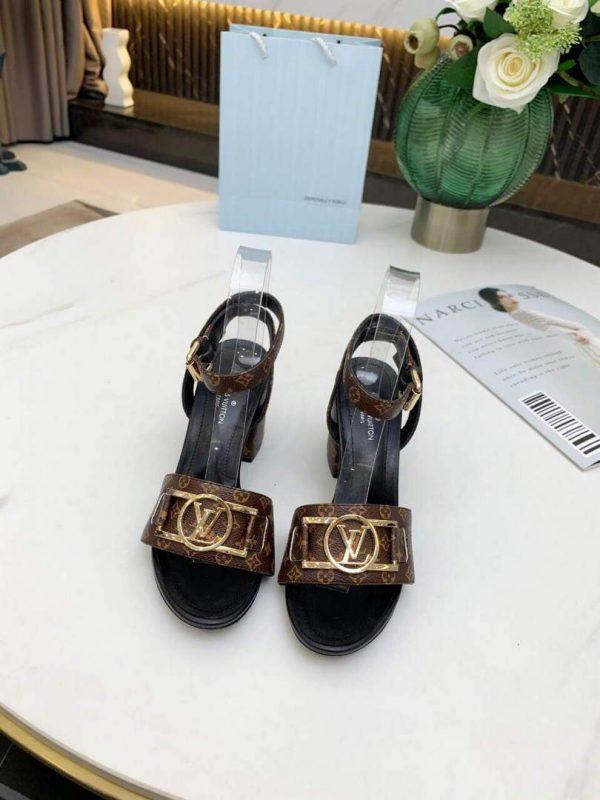 Louis Vuitton Pumps Designer LV High Heels Women 81129 - luxibagsmall