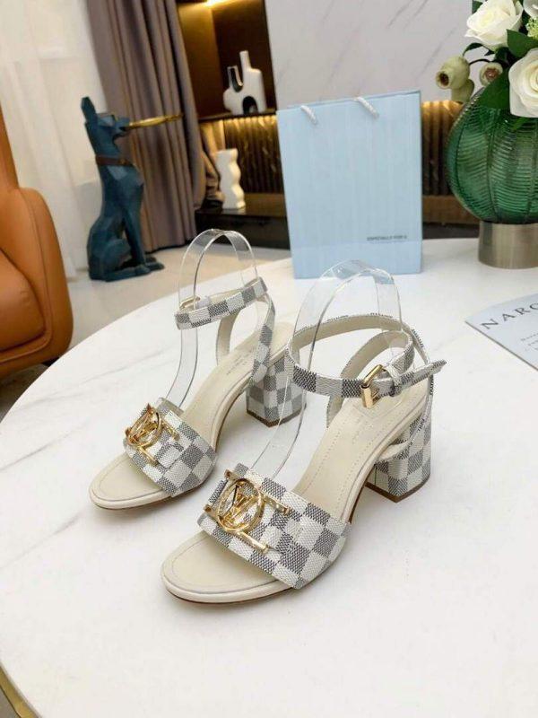 Louis Vuitton Pumps Designer LV High Heels Women 81131 - luxibagsmall