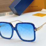 Louis Vuitton Sunglasses Luxury LV Sports Fashion Show Sunglasses 992410 - Voguebags