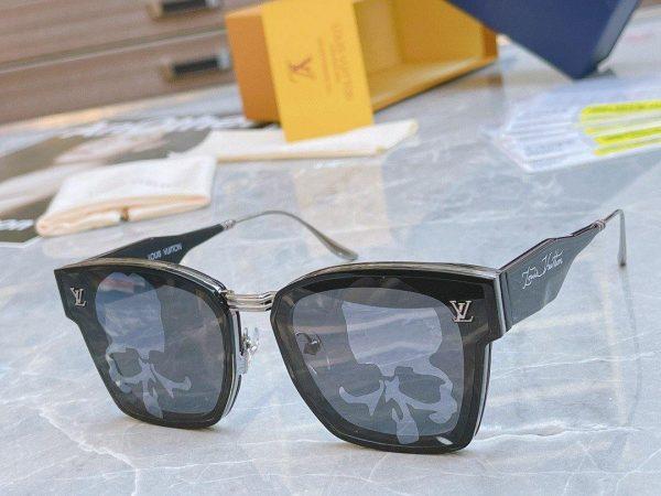 Louis Vuitton Sunglasses Luxury LV Sports Fashion Show Sunglasses 992414 - Voguebags