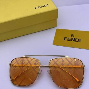 Fendi Sunglasses Luxury Fendi Sport Fashion Show Sunglasses 992102 - Voguebags