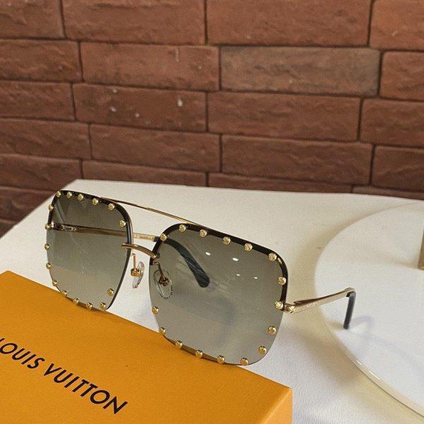 Louis Vuitton Sunglasses Luxury LV Sport Fashion Show Sunglasses 992106 - Voguebags