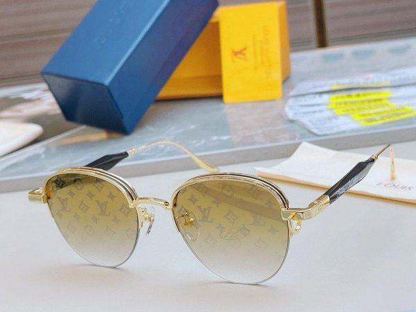 Louis Vuitton Sunglasses Luxury LV Sports Fashion Show Sunglasses 992401 - Voguebags