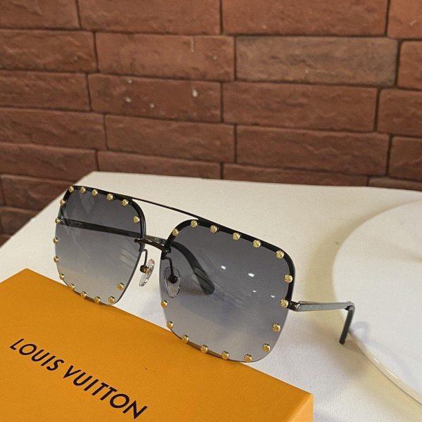 Louis Vuitton Sunglasses Luxury LV Sport Fashion Show Sunglasses 992111 - Voguebags