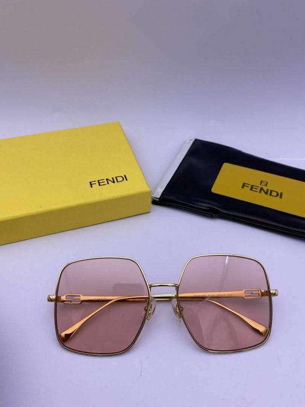 Fendi Sunglasses Luxury FendiSport Fashion Show Sunglasses 992116 - Voguebags
