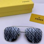 Fendi Sunglasses Luxury Fendi Sport Fashion Show Sunglasses 992117 - Voguebags
