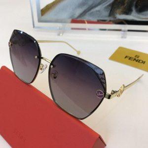 Fendi Sunglasses Luxury Fendi Sport Fashion Show Sunglasses 992126 - Voguebags