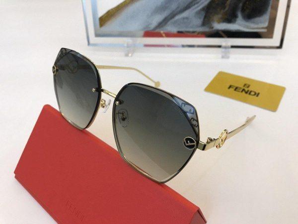Fendi Sunglasses Luxury Fendi Sport Fashion Show Sunglasses 992128 - Voguebags