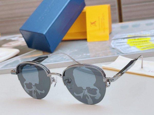 Louis Vuitton Sunglasses Luxury LV Sports Fashion Show Sunglasses 992403 - Voguebags