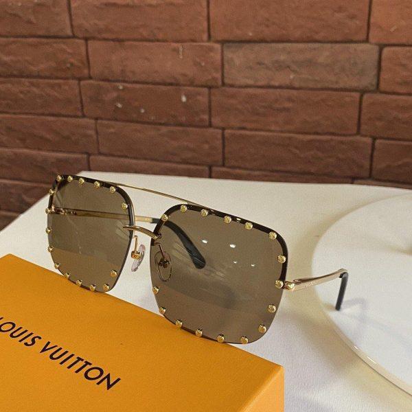 Louis Vuitton Sunglasses Luxury LV Sport Fashion Show Sunglasses 992138 - Voguebags