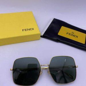 Fendi Sunglasses Luxury Fendi Sport Fashion Show Sunglasses 992139 - Voguebags
