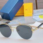 Louis Vuitton Sunglasses Luxury LV Sports Fashion Show Sunglasses 992406 - Voguebags