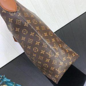 LV M43769 Louis Vuitton M43630 Flower Hobo Monogram M43546 Bag Brown - luxibagsmall