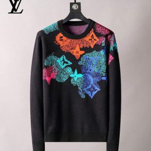 lv mens sweaters designer Louis Vuitton sweaters and cardigans clothing 36003 11