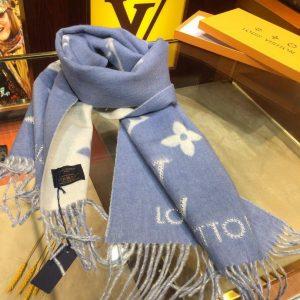 lv scarves louis vuitton monogram shawl scarf 107