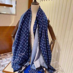 lv scarves louis vuitton monogram shawl scarf 58
