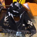 lv scarves louis vuitton monogram shawl scarf 96