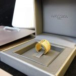 Messika Yellow Gold Diamond Ring Move Joaillerie 20222 - luxibagsmall