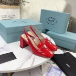 Prada Loafers Prada Sandals Shoes Pumps Shoes 81079 - luxibagsmall
