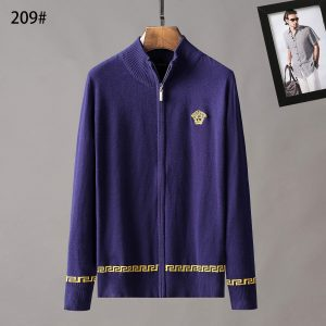 versace mens sweaters designer versace sweaters and cardigans clothing 7